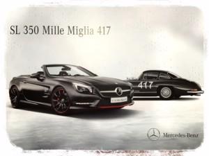 SL350 Mille Miglia 417 △
