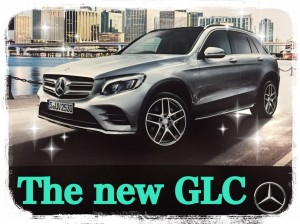 The new GLC △