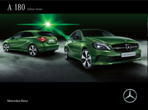 A180 Edition Green △