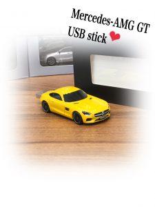 三重中央 AMG-GT USB△