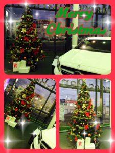 クリスマスツリー△