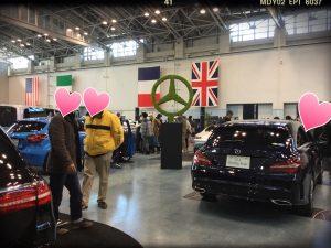 2017三重輸入車ショウ△