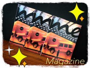 Mercedes me magazine △