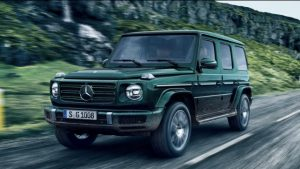 The new G-Class △