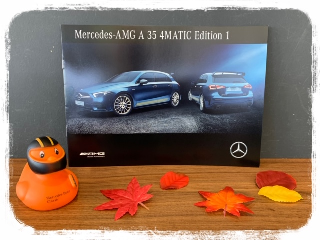 A35 4MATIC Edition1 △