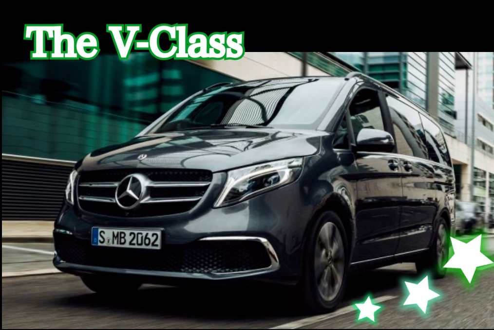 The new V-Class △
