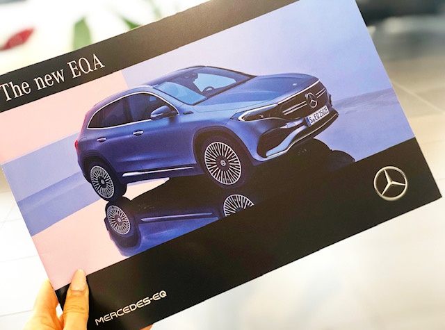 Mercedes-Benz EQA🌍