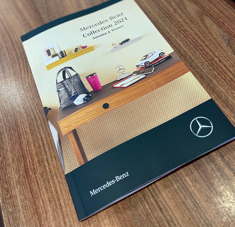 Mercedes-Benz Collection A/W △